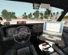 Police Ranger Metropolitan Police for GTA San Andreas top view