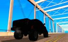 Toyota Tundra OFF Road Tuning для GTA San Andreas вид сверху