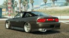 Nissan 180sx for GTA 5 left view