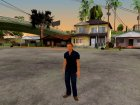 Daniel Craig First Outfit for GTA San Andreas side view
