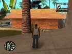 Новые текстуры Bara for GTA San Andreas rear-left view