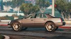 Cadillac DTS 2006 Donk for GTA 5 left view