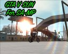 GTA V Sun for SA-MP v3.0