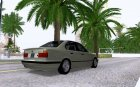 BMW 525 (E34) for GTA San Andreas top view
