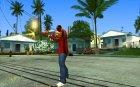 Настоящие гильзы (3D гильзы) for GTA San Andreas inside view