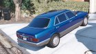 1990 Mercedes-Benz 560sel w126 1.1a for GTA 5 left view