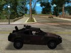 Dodge Charger Apocalypse for GTA Vice City left view