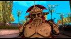 Legate Lanius (Fallout: New Vegas) для GTA San Andreas вид сзади слева