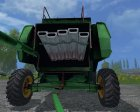 ДОН 1500 с пуном для Farming Simulator 2015 вид справа