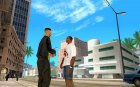 Разговор мод for GTA San Andreas left view