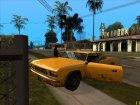 ENB только блеск авто v2 для GTA San Andreas вид сбоку