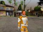 Daniel Craig Moonraker Outfit для GTA San Andreas вид слева