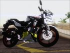 Yamaha Vixion Advance White Lominous