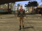 The Walking Dead No Man's Land Negan для GTA San Andreas вид сверху