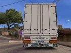 Krone Таврия В for GTA San Andreas rear-left view