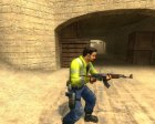 Hitman407&ircmaster - High Visability Jacket L33t for Counter-Strike Source left view