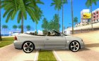 HSV GTS Cabrio for GTA San Andreas inside view