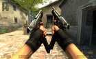 Lillfillys Elites for Counter-Strike Source rear-left view