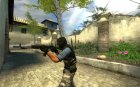 AN-94 для Counter-Strike Source вид изнутри