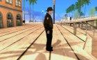 Mario Downson for GTA San Andreas top view