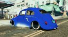 VW Beetle Livery Goodyear for GTA 5 left view