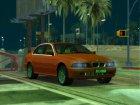 BMW 530 d E39 2001 Stock