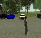 Пак машин, скинов, оружия и т.д из GTA 5 for GTA San Andreas rear-left view