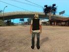 Террорист в бронежелете for GTA San Andreas inside view