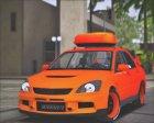 Mitsubishi Lancer Evolution IX MR LPcars for GTA San Andreas top view