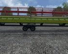 Тележки Cochet for Farming Simulator 2015 top view