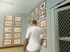 Убрать музыку в интерьерах for GTA San Andreas rear-left view