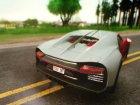 2018 Bugatti Chiron Sports for GTA San Andreas rear-left view