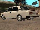 ВАЗ 2105 Жигули для GTA San Andreas вид изнутри