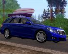 Mercedes Benz E250 Estate для GTA San Andreas
