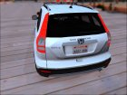 2011 Honda CRV Emergency Management для GTA San Andreas вид сзади слева