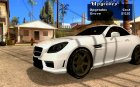 NFS SHIFT WHEELS MOD для GTA San Andreas вид сзади