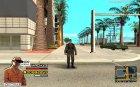 C-HUD Си-Джей for GTA San Andreas left view