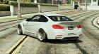 BMW M6 E63 WideBody v0.3 для GTA 5 вид сзади слева