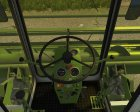 Fortschritt E 303 v1.0 для Farming Simulator 2013 вид изнутри