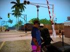 Маска Кабала из игры Mortal Kombat (2011) for GTA San Andreas left view