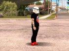 Skin HD GTA V Online в маске Star wars для GTA San Andreas вид изнутри
