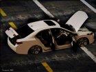 Honda Aсcord 2010 для GTA San Andreas вид сзади слева