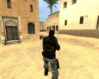 Terrorist Reskin *Hi-Res* for Counter-Strike Source rear-left view