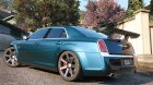 2012 Chrysler 300 SRT8 1.0 for GTA 5 inside view