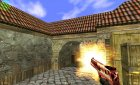 red desert eagle для Counter-Strike 1.6 вид слева