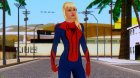 Spider-Girl for GTA San Andreas left view
