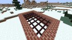 Lattice Mod for Minecraft top view