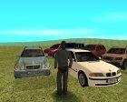 ГТА Криминальная Россия(Дополнение) for GTA San Andreas rear-left view