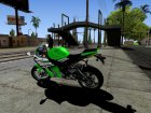 High Rated 6 Motorcycle Pack для GTA San Andreas вид сверху