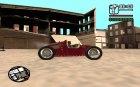 AUDI Type C 1936 for GTA San Andreas top view